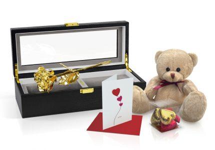 Gold-Rose-Gift-Set