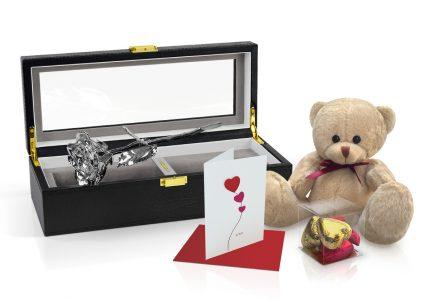 Platinum-Rose-Gift-Set